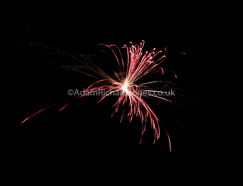 Firework Worcestershire Photography