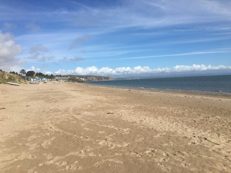 Abersoch Beach, North Wales