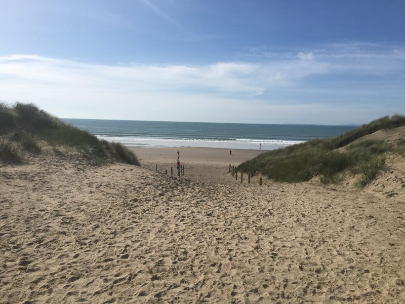 Harlech Beach - Photography in North Wales