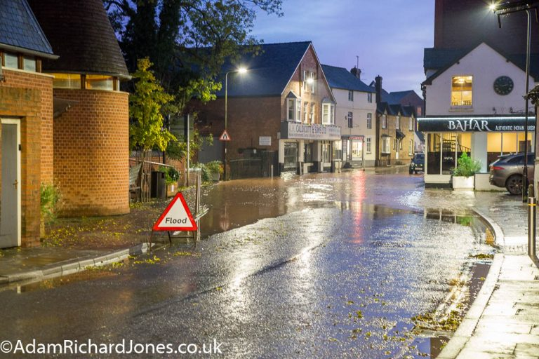 Tenbury Wells Flooding – October 2019