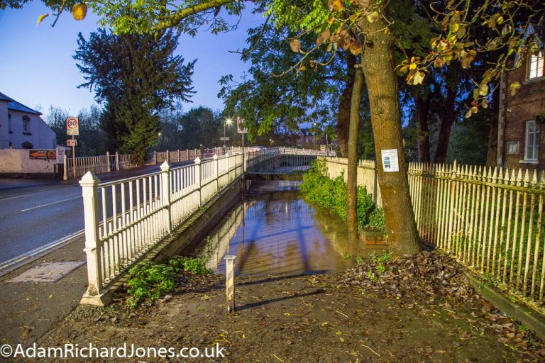 Tenbury Wells Flooding – October 2019